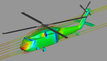 Link to go to research article about Aeroelastic Fuselage Coupled with CFD